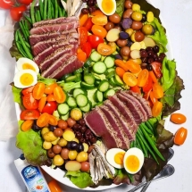 Seared Tuna Niçoise Salad